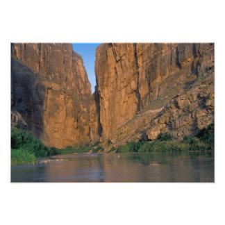 NA USA Texas Big Bend National Park Rio Photo