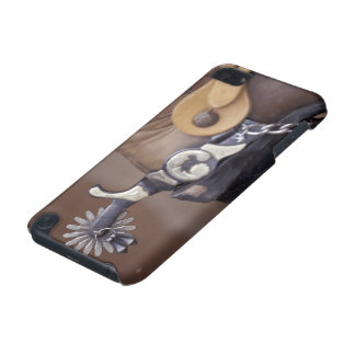 NA, USA, Texas, Lubbock Cowboy boot and spur iPod Touch (5th Generation) Covers