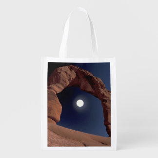 NA, USA, Utah, Arches National Park. Delicate Grocery Bag