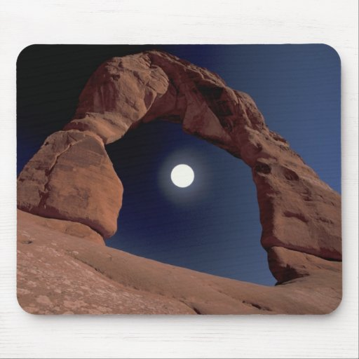 NA, USA, Utah, Arches National Park. Delicate Mousepads