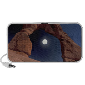 NA, USA, Utah, Arches National Park. Delicate Portable Speaker