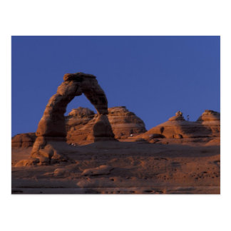 NA, USA, Utah, Arches National Park. Delicate Postcard