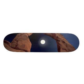 NA, USA, Utah, Arches National Park. Delicate Skateboard