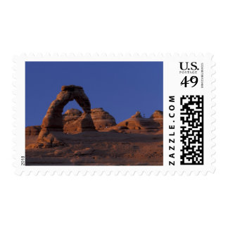 NA, USA, Utah, Arches National Park. Delicate Stamp