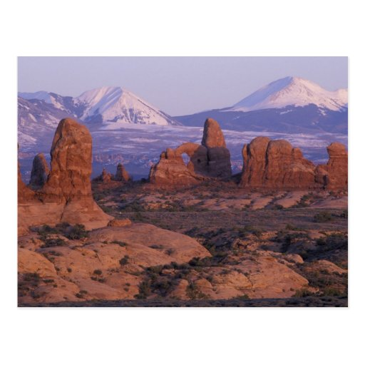 NA, USA, Utah, Arches National Park. Garden of Post Cards