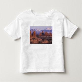 NA, USA, Utah, Arches National Park. Garden of Toddler T-shirt