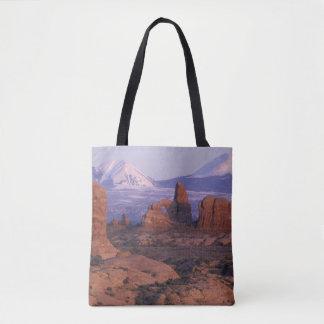 NA, USA, Utah, Arches National Park Tote Bag