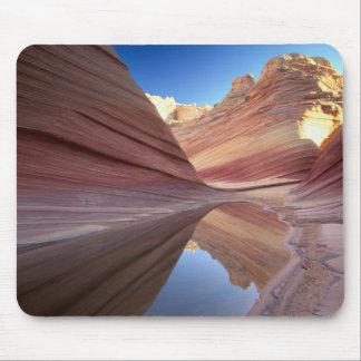 NA, USA, Utah, Vermillion Cliffs. Coyote Butte 2 Mouse Pad