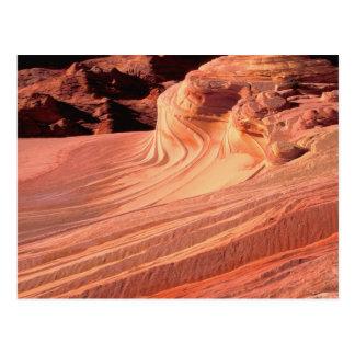 NA, USA, Utah, Vermillion Cliffs. Coyote Butte Postcard