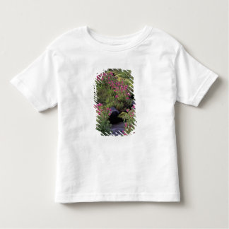 NA, USA, Washington, Mt. Rainier NP, Pink Toddler T-shirt