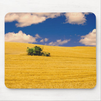 NA, USA, Washington State, Palouse Region, Mouse Pad