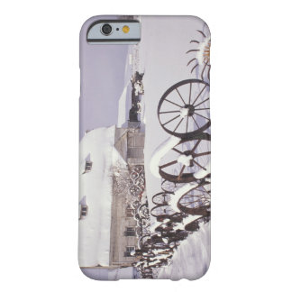 NA, USA, Washington, Uniontown, White barn and Barely There iPhone 6 Case