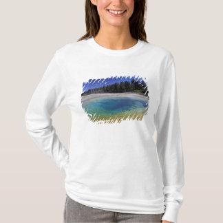 NA, USA, Wyoming, Yellowstone National Park. 2 T-Shirt