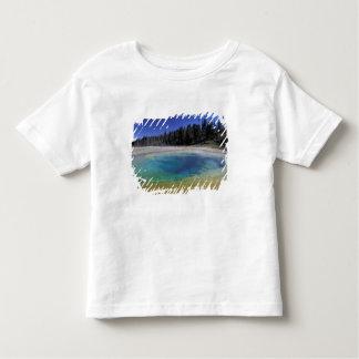 NA, USA, Wyoming, Yellowstone National Park. 2 Toddler T-shirt