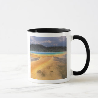 NA, USA, Wyoming, Yellowstone NP, Grand Mug