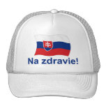 Na Zdravie! (To your health!) Hat