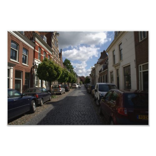 A street in Naarden
