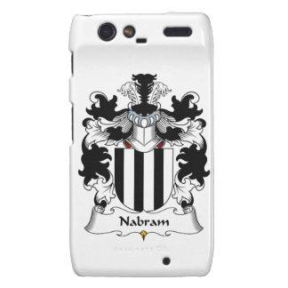 Nabram Family Crest Droid RAZR Covers