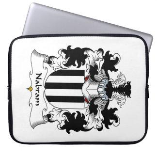 Nabram Family Crest Laptop Sleeves