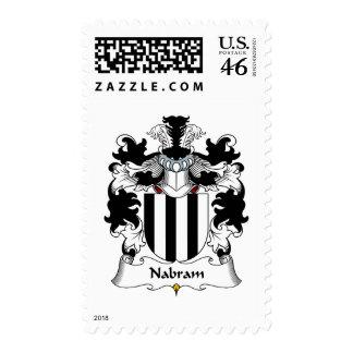 Nabram Family Crest Stamps