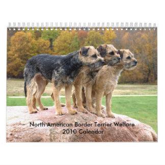 NABTW 2010 Calendar