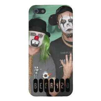 Nabz N Shecky i5 Cover For iPhone SE/5/5s