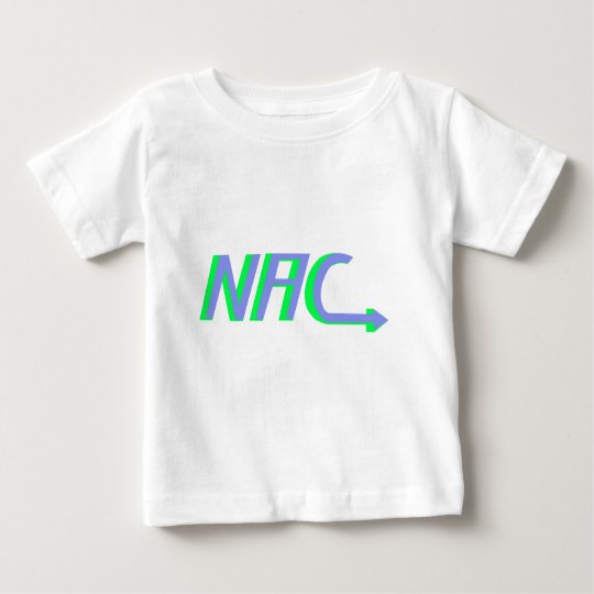 NAC basic logo Baby T-Shirt