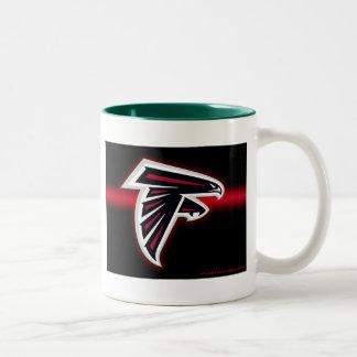 Naches Trail Falcons Two-Tone Coffee Mug