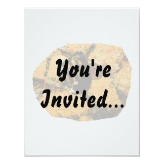 Nacho crackers and spatula pic personalized invites