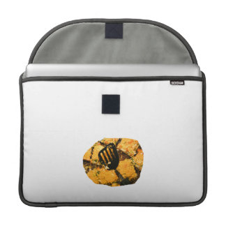 Nacho crackers and spatula pic sleeve for MacBook pro