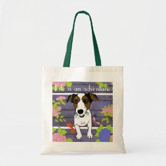 Nacho Jack Russell Terrier Bolsas