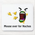 Nacho Man Mousepad