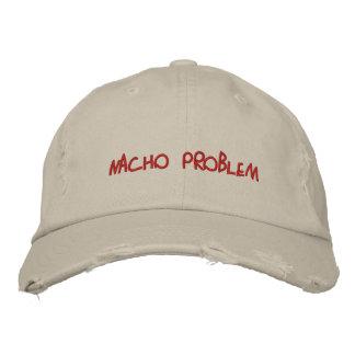 Nacho Problem Embroidered Baseball Hat