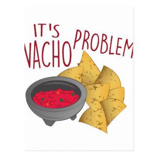 Nacho Problem Postcard