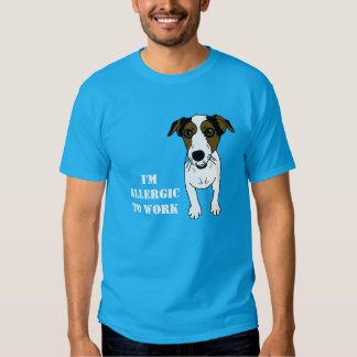 Nacho the Jack Russell Terrier Shirt