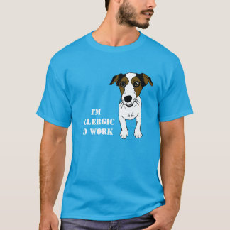 Nacho the Jack Russell Terrier T-Shirt