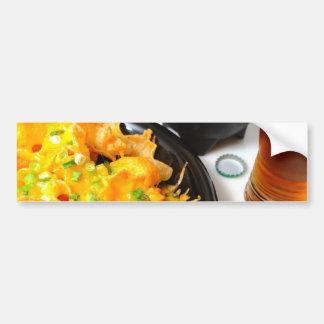 Nachos Bumper Sticker