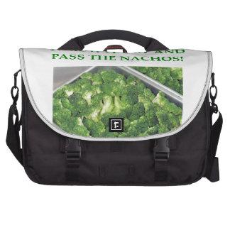 nachos laptop commuter bag