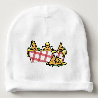 Nachos Melted Cheese Jalapeno Nacho tortilla chips Baby Beanie