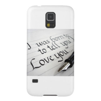 Nací decirle; Ámele Carcasa Galaxy S5