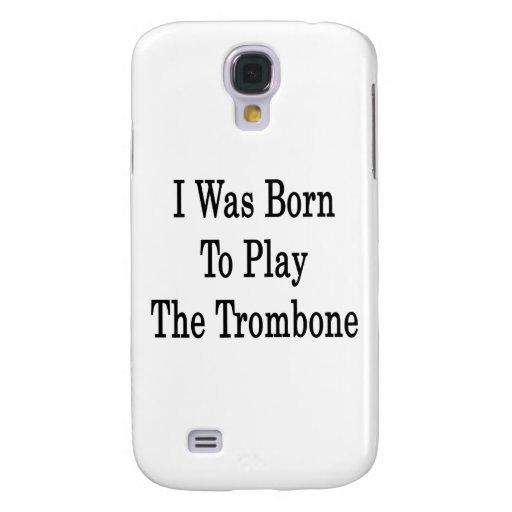 Nací jugar el Trombone
