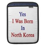 Nací sí en Corea del Norte Fundas Para iPads