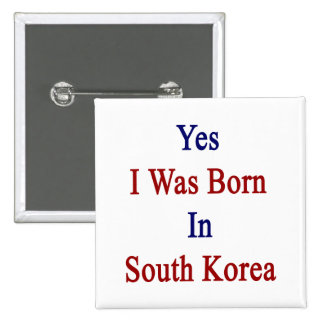 Nací sí en Corea del Sur Pins