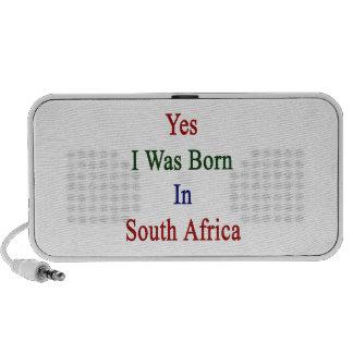 Nací sí en Suráfrica Altavoz De Viajar