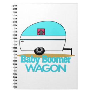 Nacido en el baby boom cuadernos