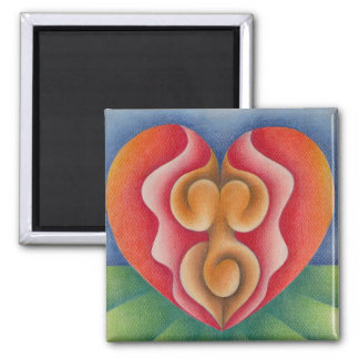 Nacimiento acuarela y lápiz de color arte. Mom. Magnet