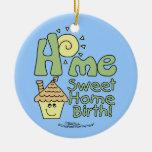 ¡Nacimiento casero dulce casero! - Casa y sol Ornamento De Reyes Magos