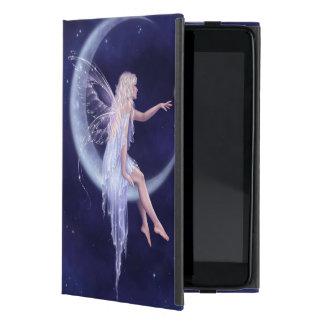 Nacimiento caso del iPad de hadas de la luna de la iPad Mini Protectores