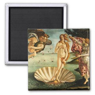 Nacimiento de Botticelli de la pintura del arte re Imán