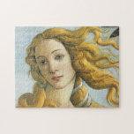 Nacimiento de Botticelli de Venus (detalle) Rompecabeza